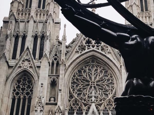A Midtown Manhattan Urban Passage Art and Architecture Walking Tour