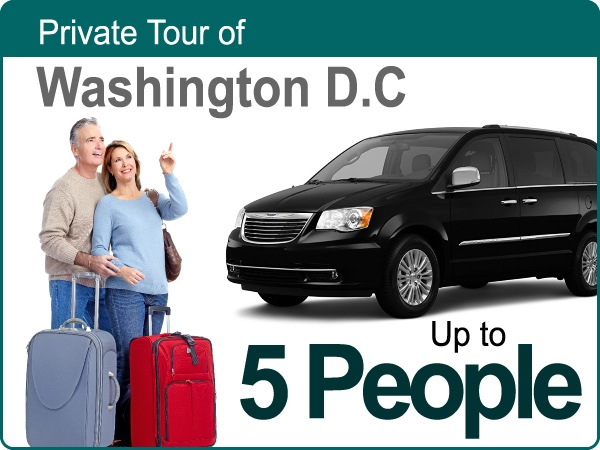4 Hour Tour of Washington D.C