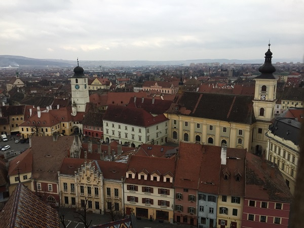 Sibiu Private Tour from Bucharest
