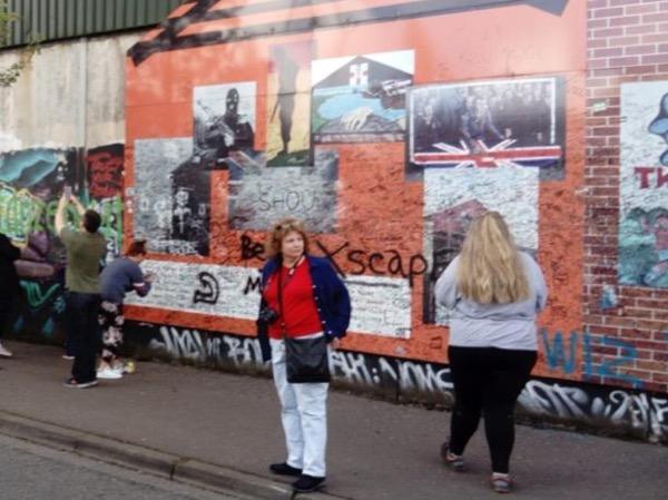Belfast Murals Private Tour