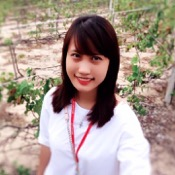 Private tour guide Nhung (Rose)
