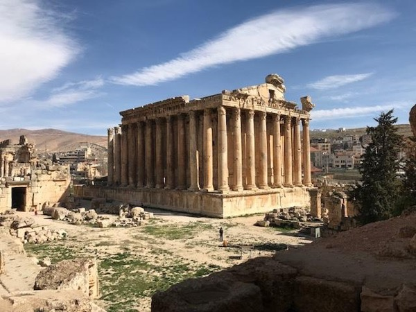 Baalbek, Anjar and Ksara