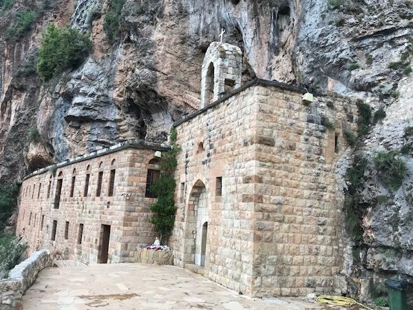 Hiking Qadisha valley and visiting monasteries