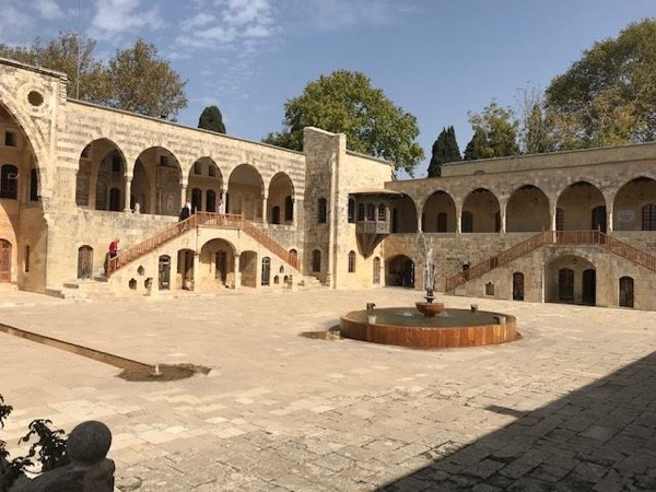 Hiking in the Chouf Cedars and Visit Beiteddine