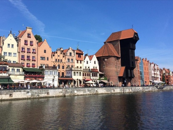 A Short Walking Tour in the Old Town of Gdańsk