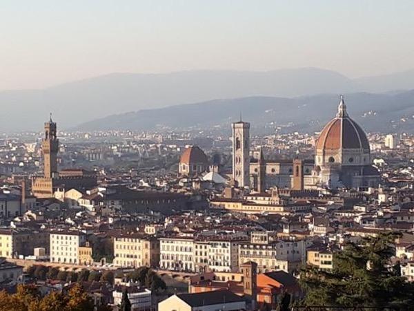 Best Of Florence Private Walking Tour and Accademia Gallery