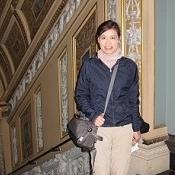 Private tour guide Yoko