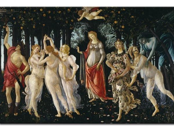 Uffizi and walking tour with Santa Croce