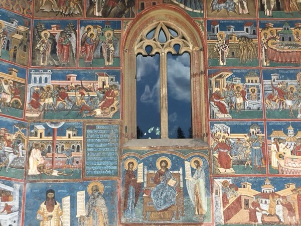 The Painted Monasteries of Bucovina Tour