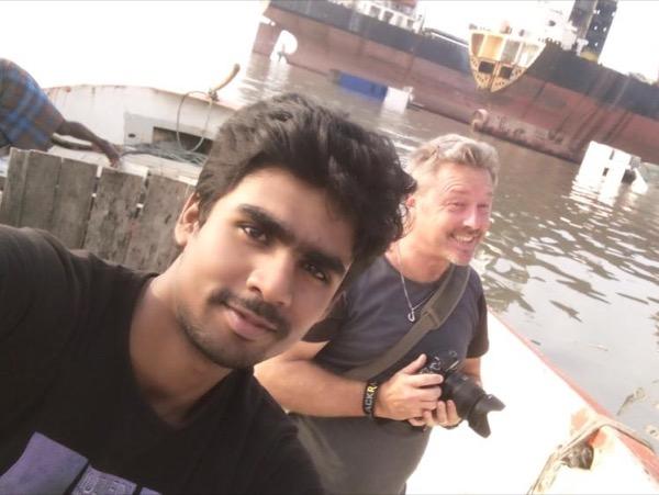 Private tour guide Gopi