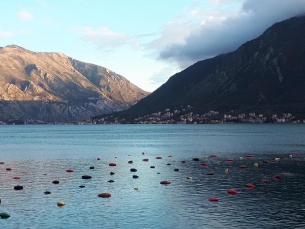 Kotor, Perast, Tivat Panoramic Car Drive Around the Bay