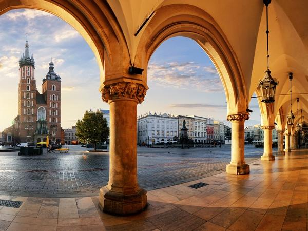 Krakow's Old town Private Tour