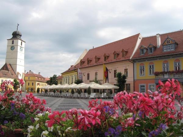 Discover Sibiu, Transylvania's most beautiful city