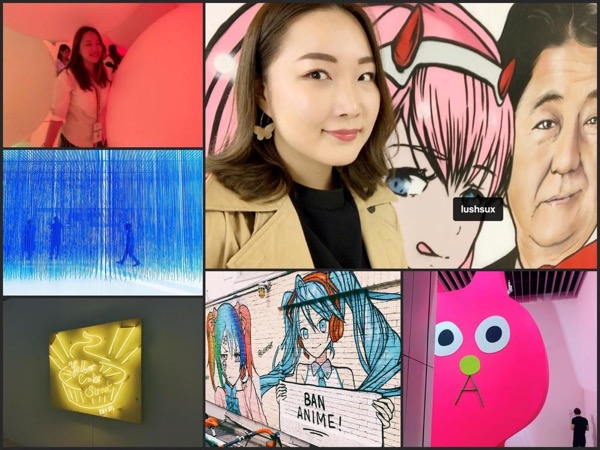Exclusive tour for art lovers! Gallery hopping in Tokyo produced by a young art lover!