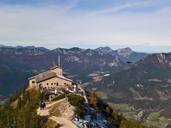 Eagles Nest & Royal Palace Herrenchiemsee in one day - Private tour by car