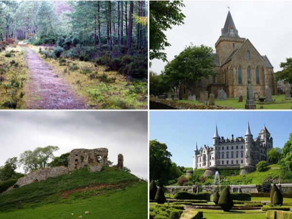 Bespoke Tour of the North East Highlands from Invergordon