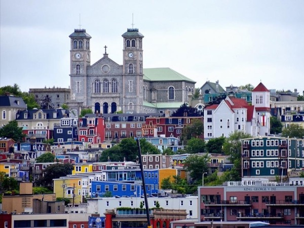 Welcome to St. John's, Newfoundland