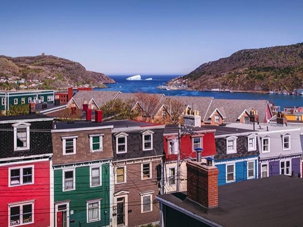 Private Walking Tour of Downtown St. John's