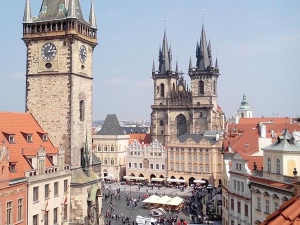 Prague: the best half day experience