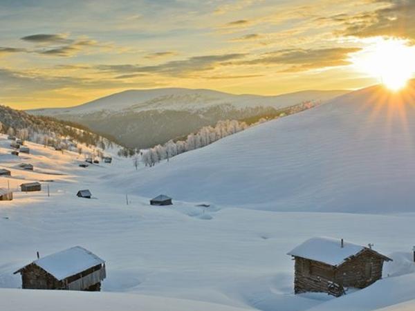 Goderdzi Ski Resort - 5 Days Private Tour
