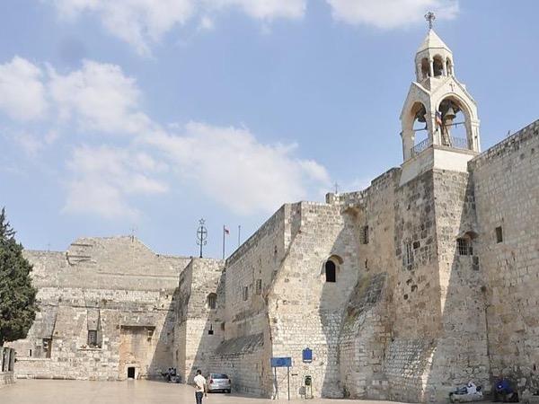 Bethlehem city , private, half day tour