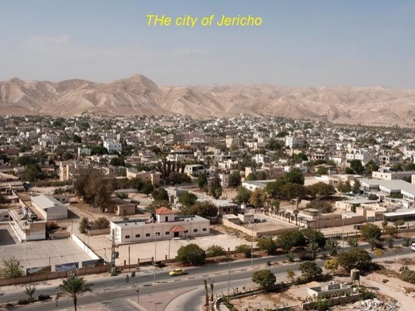Jericho and Bethlehem cities private tour