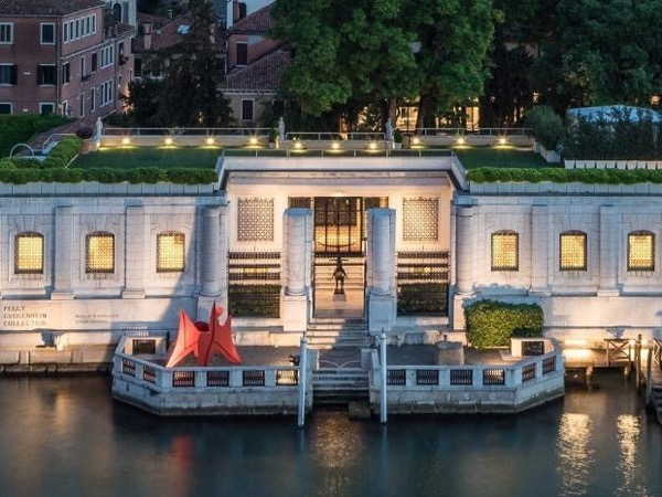 Private tour of the Peggy Guggenheim Collection