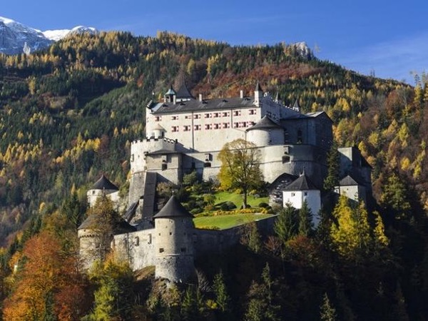Private Icecaves/saltmines and Fortress Hohenwerfen