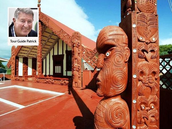 Private tour guide Patrick