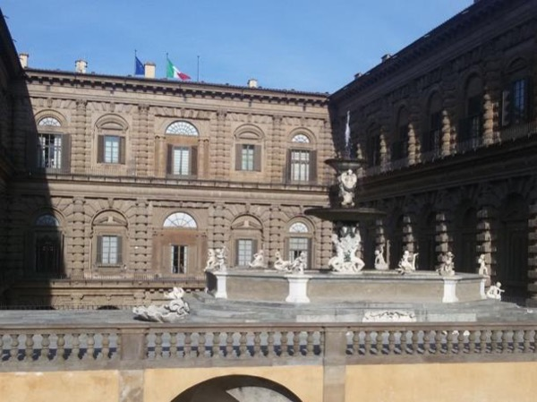 Private Tour of the Oltrarno and Pitti Palace