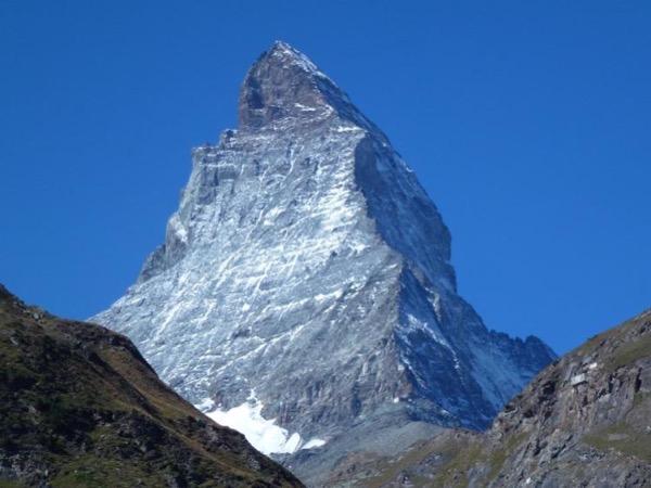 Day tour to Zermatt and the world-famous Matterhorn