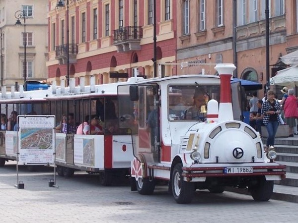 Warsaw City Tour by Private Transportation