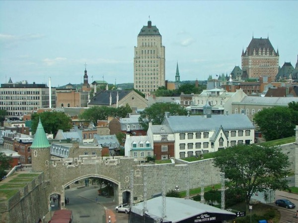 VIP Private Walking Tour Old Town & Fortifications - Québec City