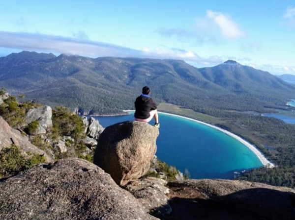 Wine and Wineglass Bay - Private Tour