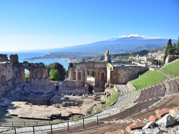 New! Etna and Taormina Highlights Private Tour from Taormina
