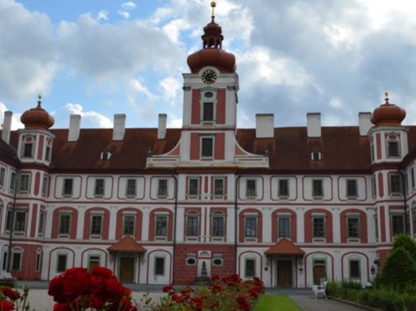 Explore the Czech Countryside.