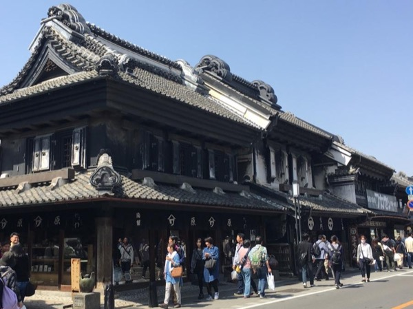 Kawagoe the Little Edo-Town (Private Tour)