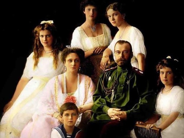 The last Russian Emperor: Tragedy of Nickolas II and his family