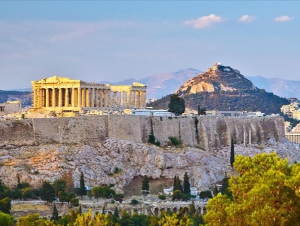 Private Athens Highlights Half-Day Tour
