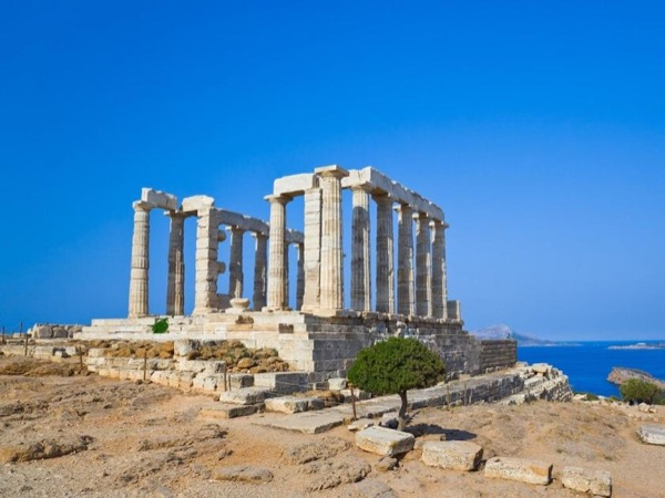 Private Cape Sounio Half-Day Tour from Athens