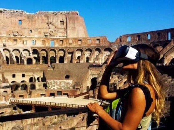 Ancient Rome 3D Experience