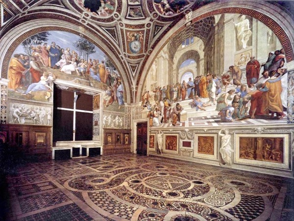 Vatican Hidden Gems Renaissance Tour