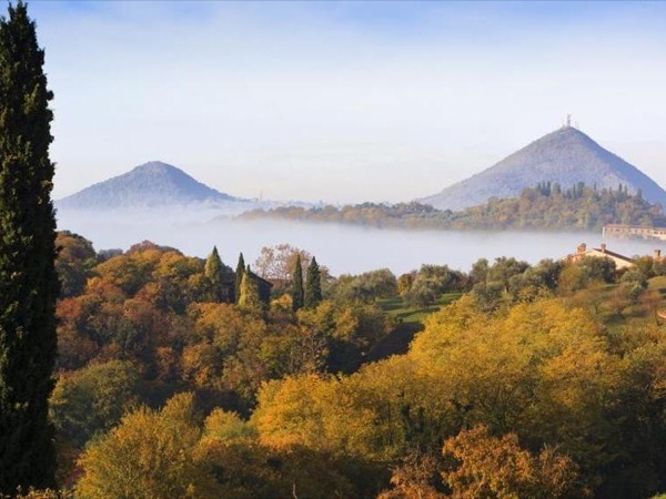 Euganei hills: history, nature and faith