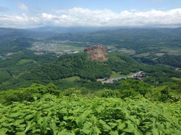 Feel the volcanic activities, the big creator lakes in Hokkaido
