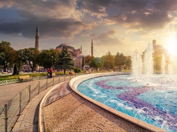 Istanbul Private Walking Tour with Main Heritages