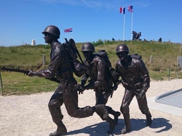 D-Day American Beaches Full-Day Tour from Bayeux