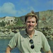 Private tour guide Alvin