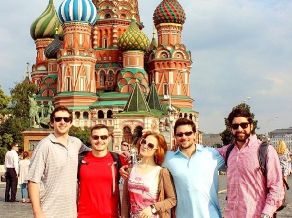 4-day Moscow Private Tour. Tour privado de 4 dias en Moscú