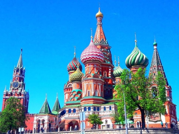 1-day Moscow Private Tour. Tour privado de 1 dia en Moscú