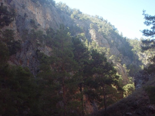 Agia Irini Gorge Private Tour